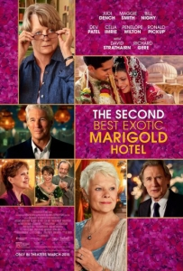 Reel Relationships: The Second Best Exotic Marigold Hotel – Be Brave