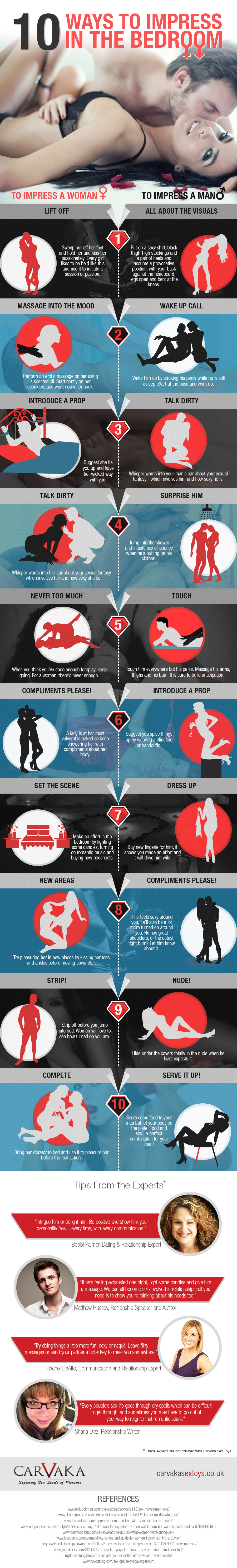 Ways-to-impress-in-bedroom-infographic
