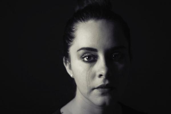 Sadness photo by Cristian Newman